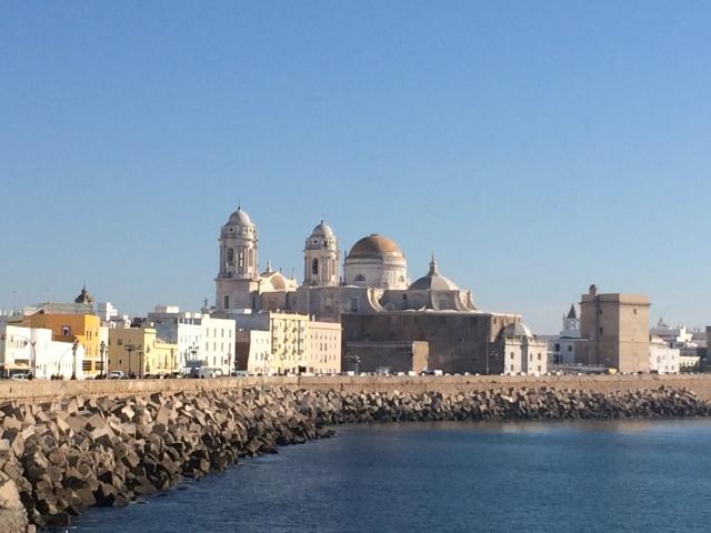Cadiz Seafront