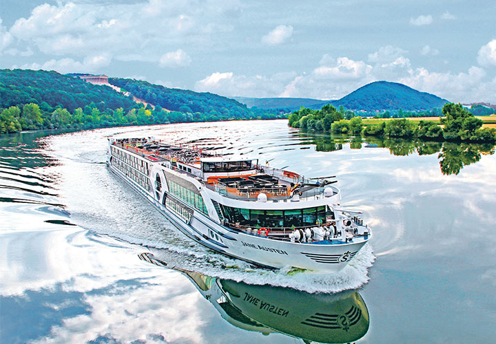 River cruising is BIG this month! this from Riviera Travel